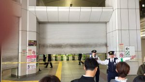 秋葉原駅閉鎖