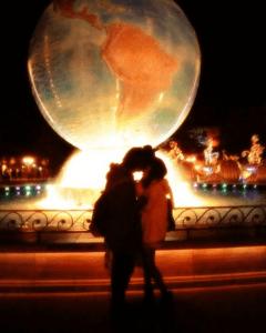 武田玲奈と元彼のキス写真