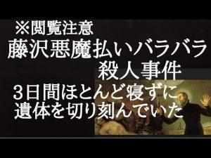 藤沢悪魔払いバラバラ殺人事件