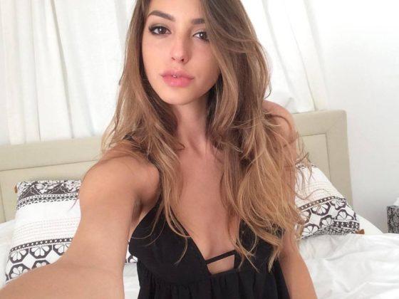 セリーヌ・ファラクのインスタのプール動画がセクシー過ぎる!熱愛イケメン彼氏の名前や仕事は?instagram画像まとめ