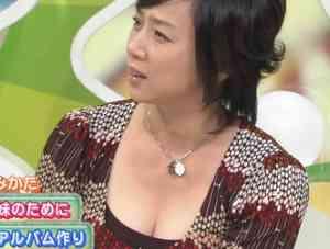 藤吉久美子さんのビキニ